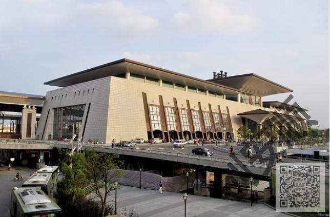 武昌火车站(武汉交通设施工程施工案例)