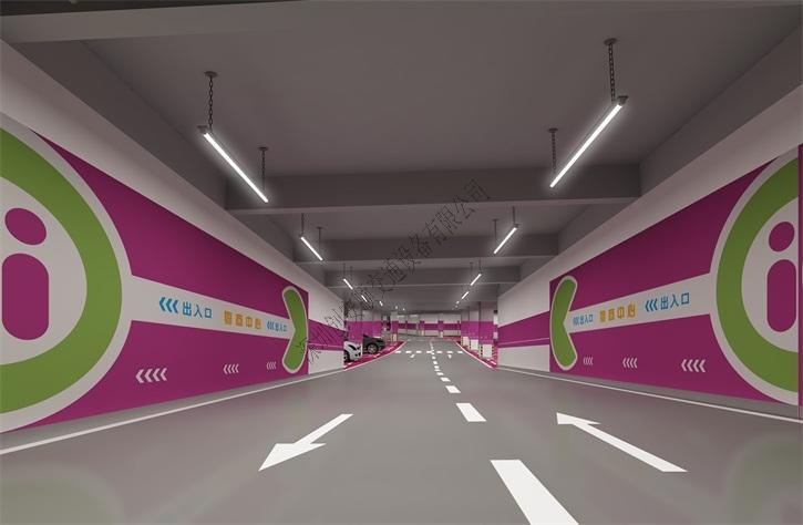 地下通道出入口设计图片