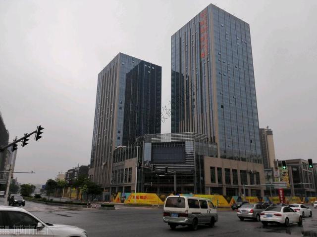 东莞环球贸易广场竣工